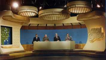 Joe DeNardo, Paul Long, Don Cannon, and Steve Zabriskie