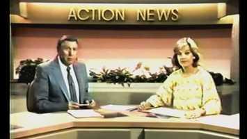 Adam Lynch and Sally Wiggin in the 1980's