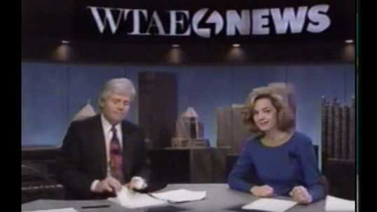 Don Cannon and Sally Wiggin in 1994