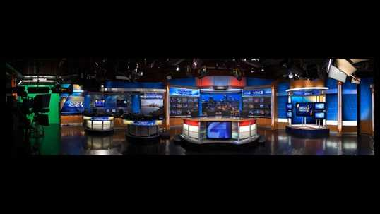 WTAE's set in Studio B that was here from September 2007 to April 2016.  What is replacing it?   Stay tuned to WTAE.com for details in the coming weeks!