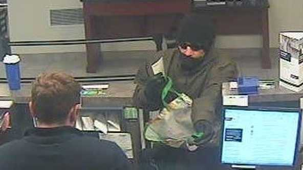 A man walked into a First Niagara Bank in Shadyside and passed a note to the teller demanding money Thursday morning , Pittsburgh police said.