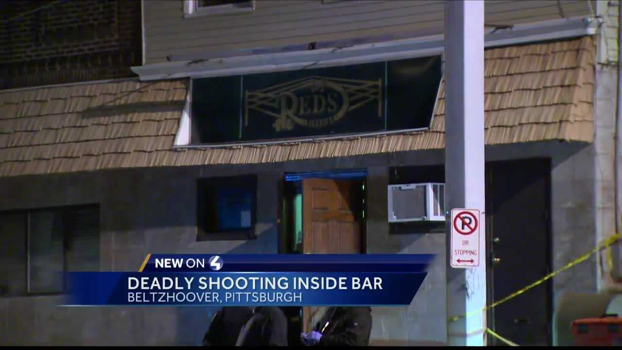 Pittsburgh's Action News 4 reporter David Kaplan with the latest on a deadly bar shooting in Beltzhoover