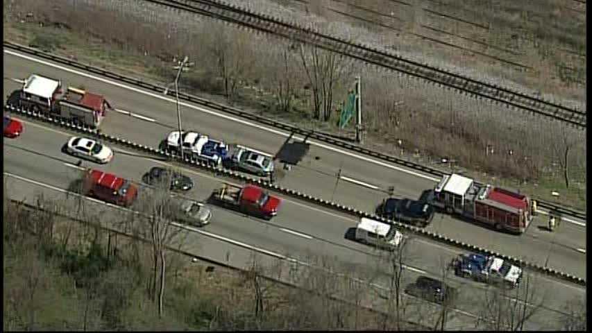 Route 28 crash