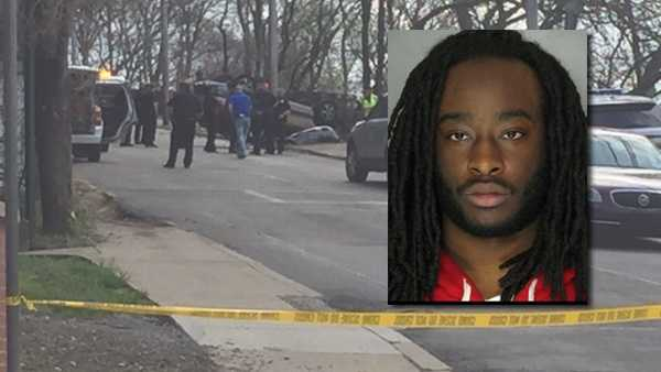 Police said Andre Branch-Samuels was arrested in connection with a fatal shooting in Fineview.