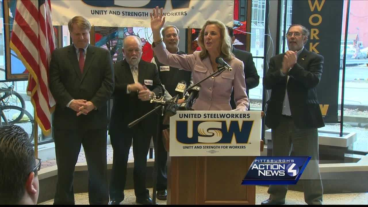 img-PA Democratic U S Senate hopefuls in final stretch pitch to undecided voters