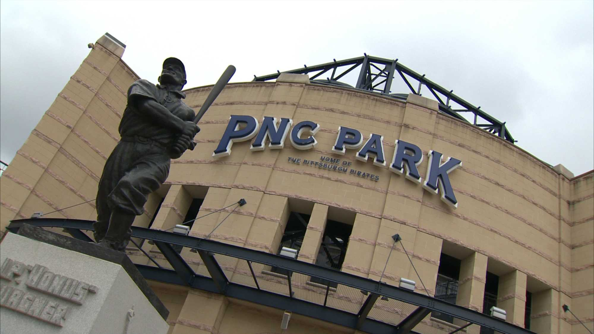 PITTSBURGH ASSOCIATES (Pirates, PNC Park, Honus Wagner statue)