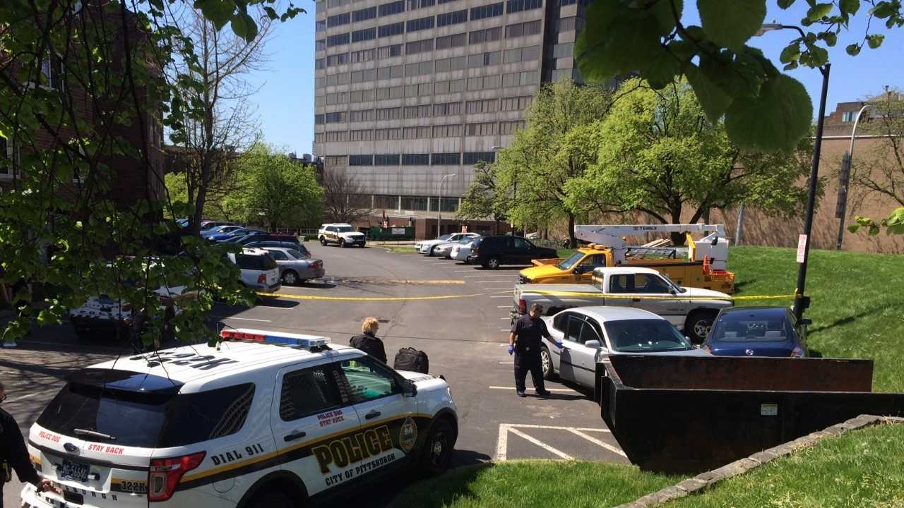 Man injured in Allegheny Center shooting