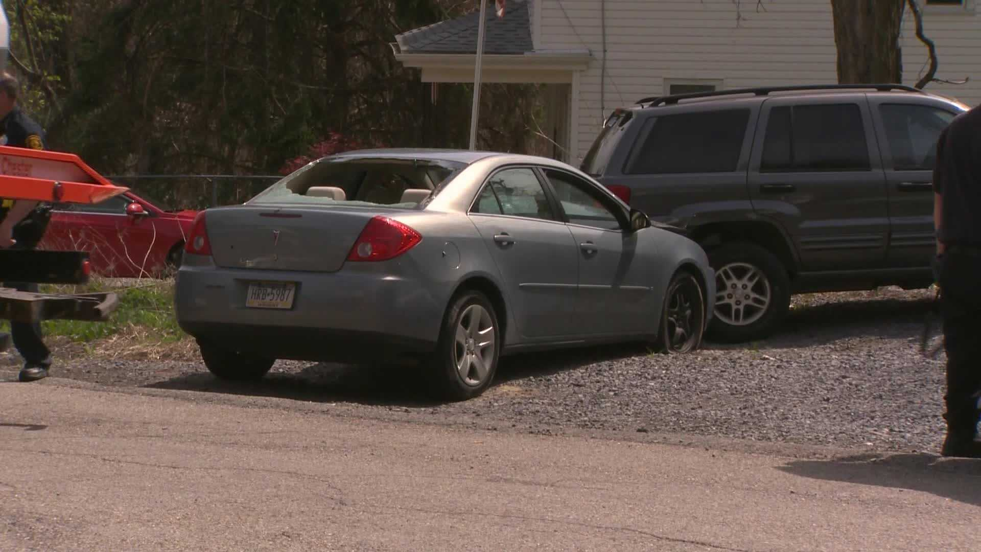 img-Police investigating double shooting in Perry South