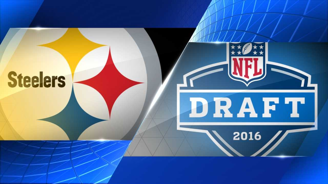 2016 - Steelers - NFL Draft logo