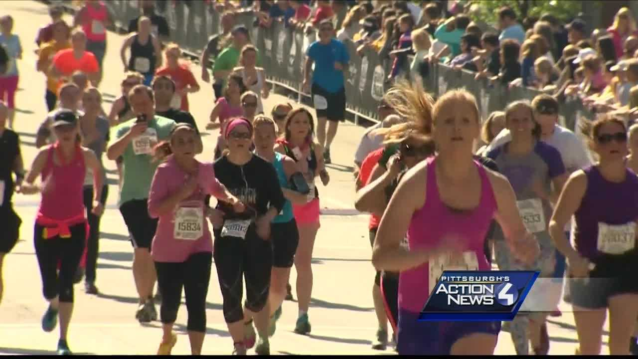 img-Doctors to be embedded as runners in Pittsburgh Marathon