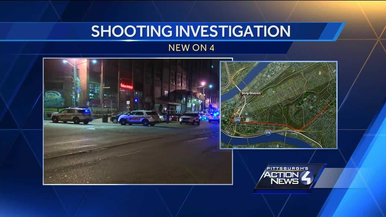 2 injured, 1 critically, in Strip District shooting