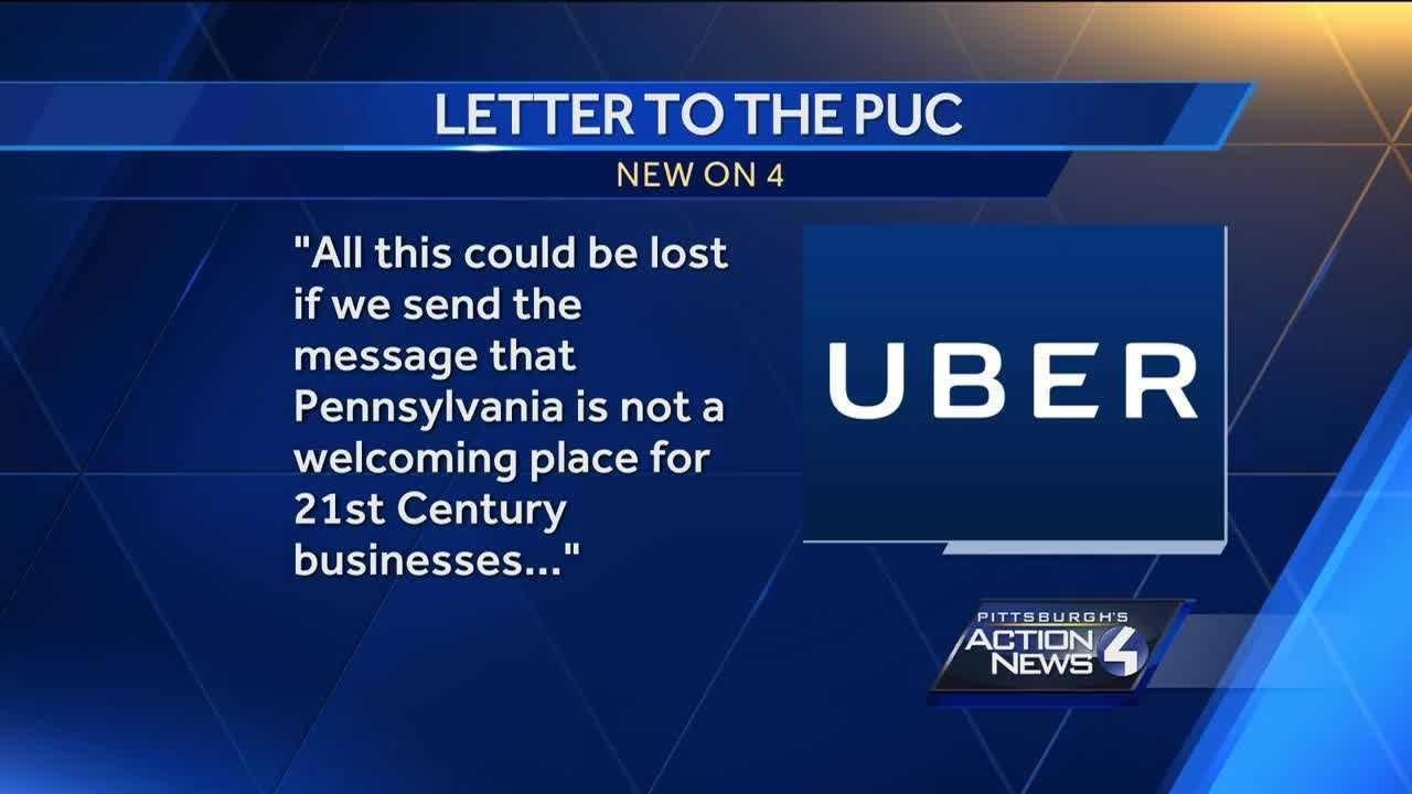 Wolf, Fitzgerald, Peduto ask PUC to reconsider multi-million dollar Uber fine