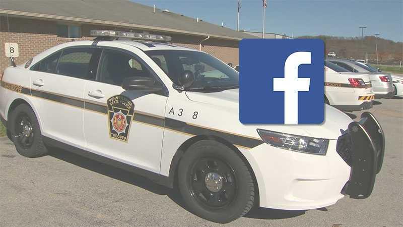 Facebook police logo