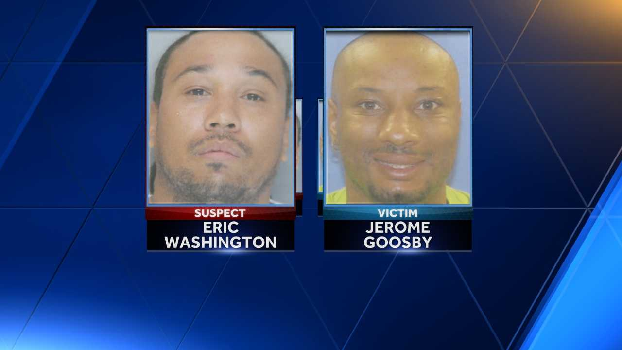 Eric Washington,Jerome Goosby