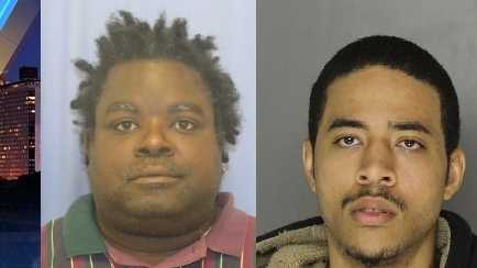 McKeesport police have arrested two men after a May 9 robbery.