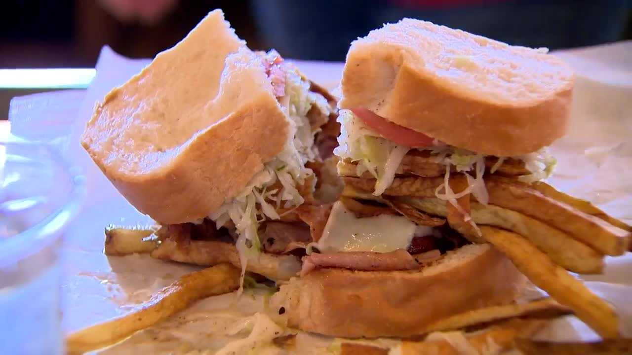 For a limited time only, Primanti Bros. will grill up an HBK sandwich in honor of the Pens' HBK line.