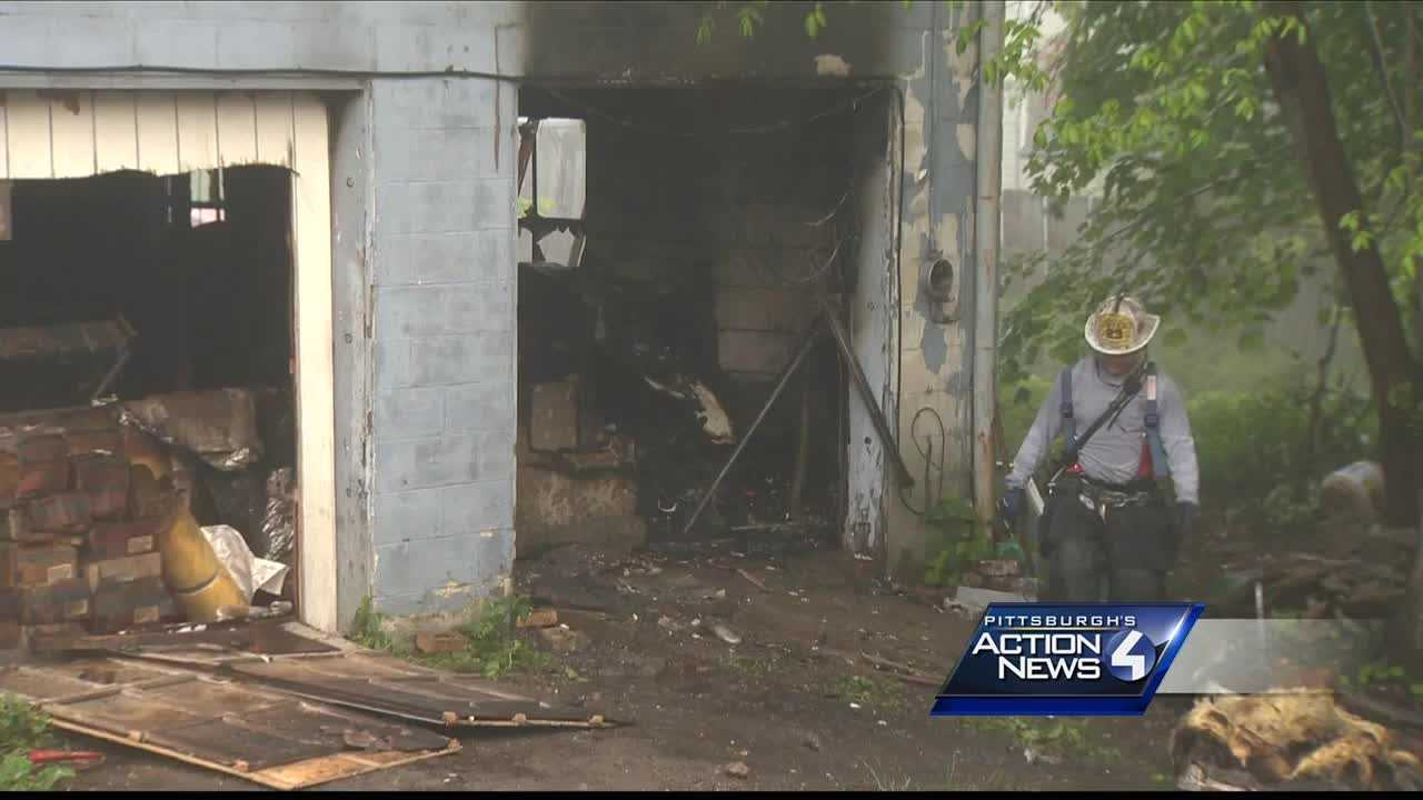 Three people treated for smoke inhalation after Rochester fire
