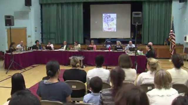 New Jersey school board