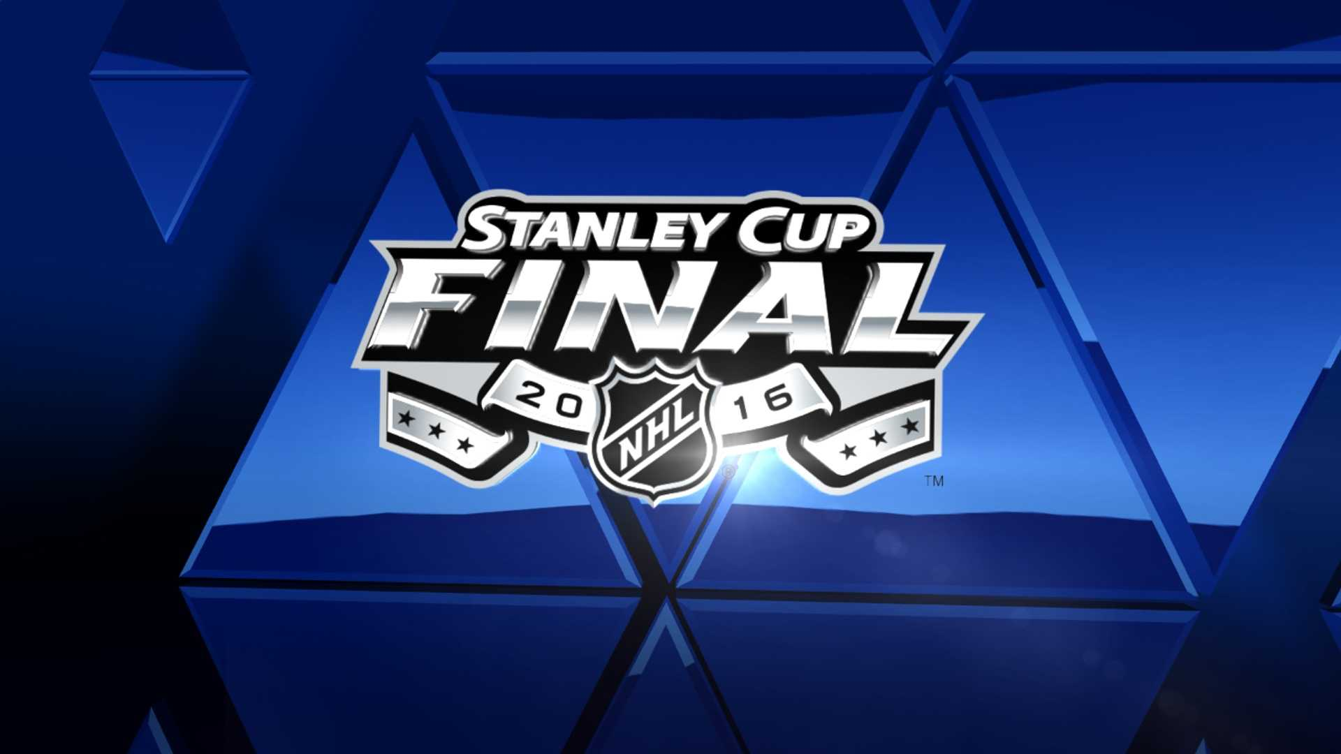 Stanley Cup Final 2016 logo