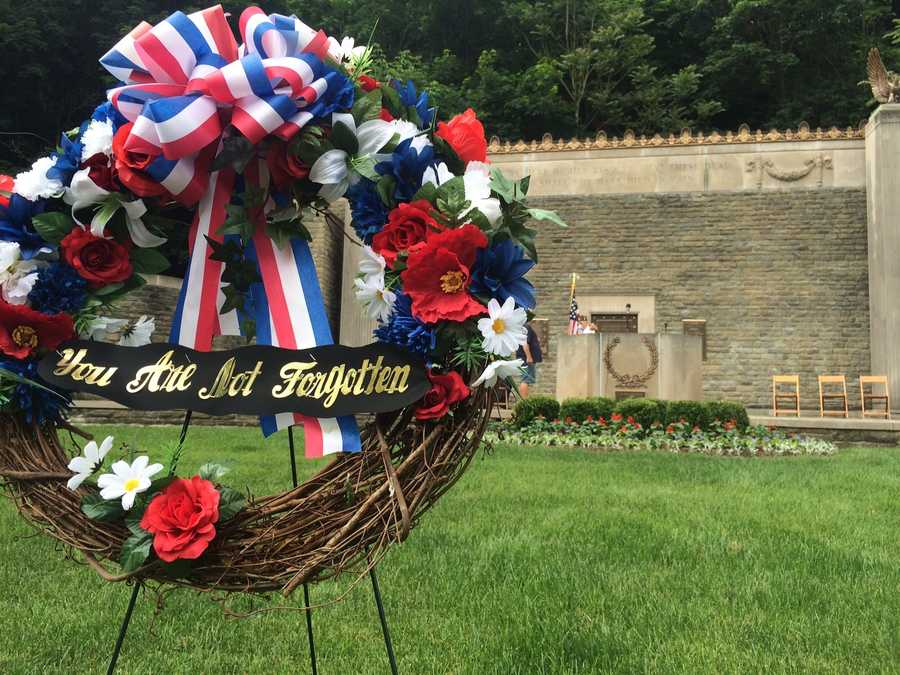 Allegheny Cemetery in Lawrenceville