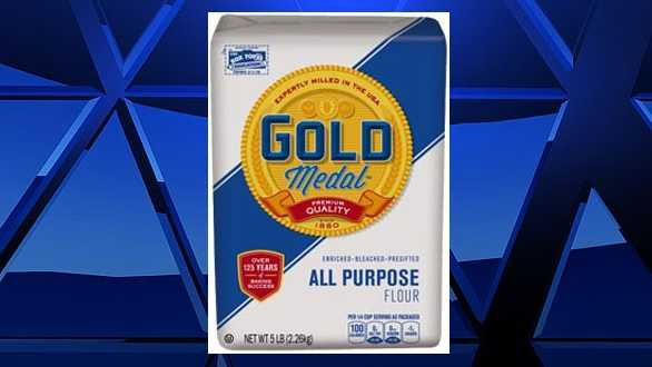 "General Mills is recalling some flour products out of ""an abundance of caution."""