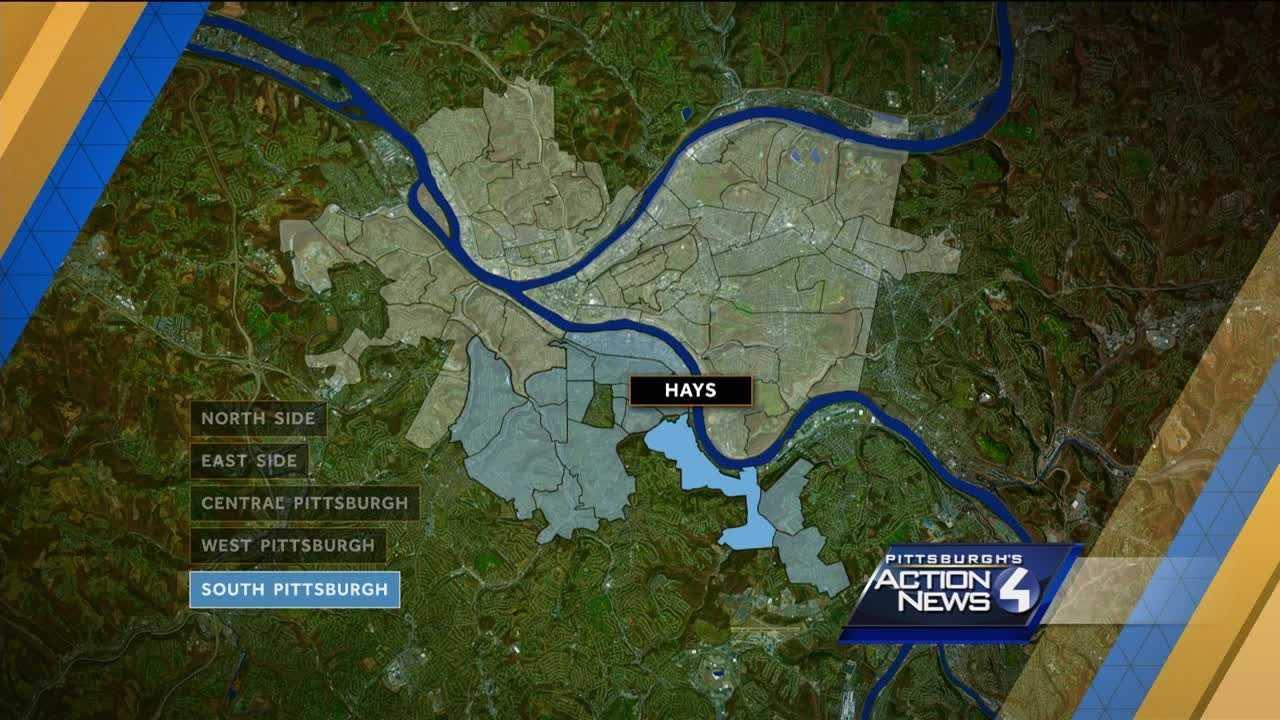Hays map