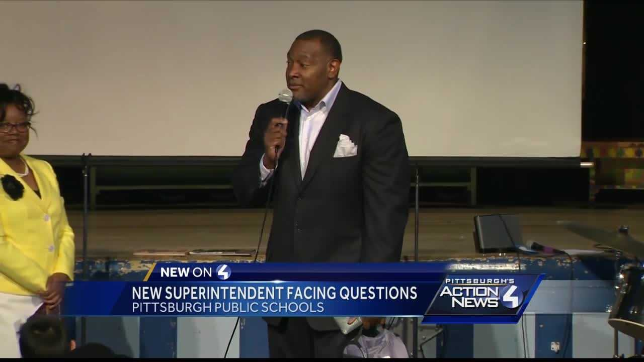 "The Pittsburgh Public Schools board has again met with the newly hired superintendent asking for ""additional information"" related to his resume."