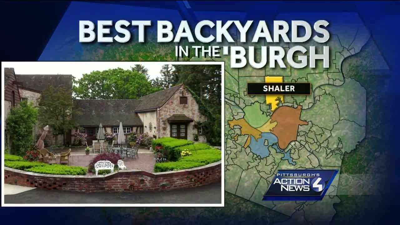 photos best backyards in the u0027burgh 2016 shaler township