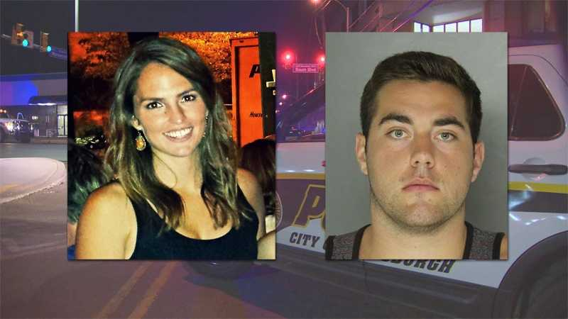 Jessica McChesney, Kyle O'Connor, accident scene