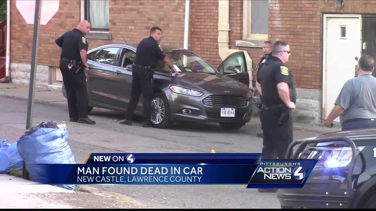 Man found shot to death behind a funeral home in New Castle