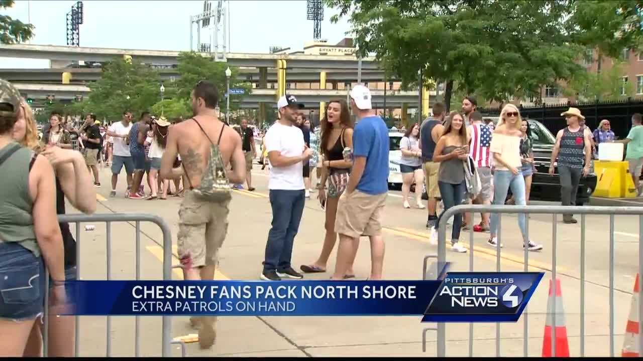 Kenny Chesney and the 'No Shoes Nation' return to Heinz Field