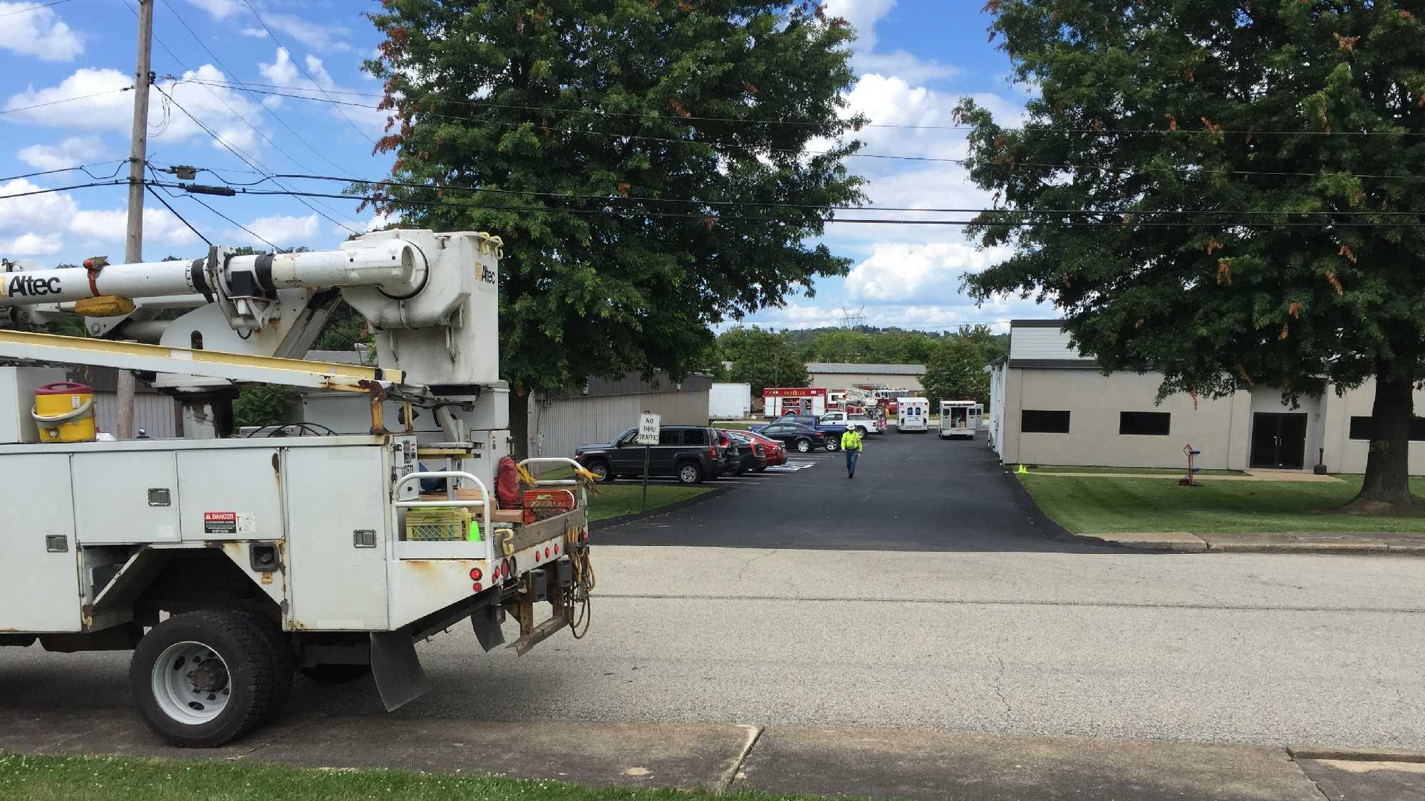 More than fourteen stations called to Washington County chemical fire