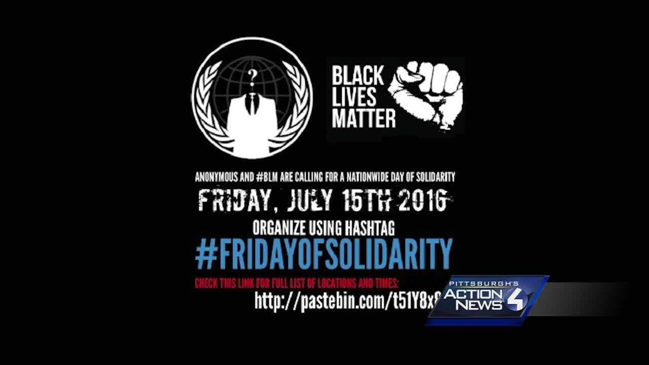 img-Online post Pittsburgh will be site of Black Lives Matter protest