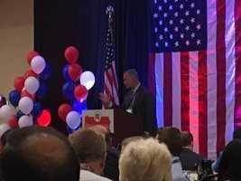 Mike Turzai addresses PA GOP delegates says Ohio, Michigan, Pennsylvania will be key to Donald Trump win #WTAE