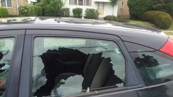 20 or more cars vandalized in Verona, car windows shattered