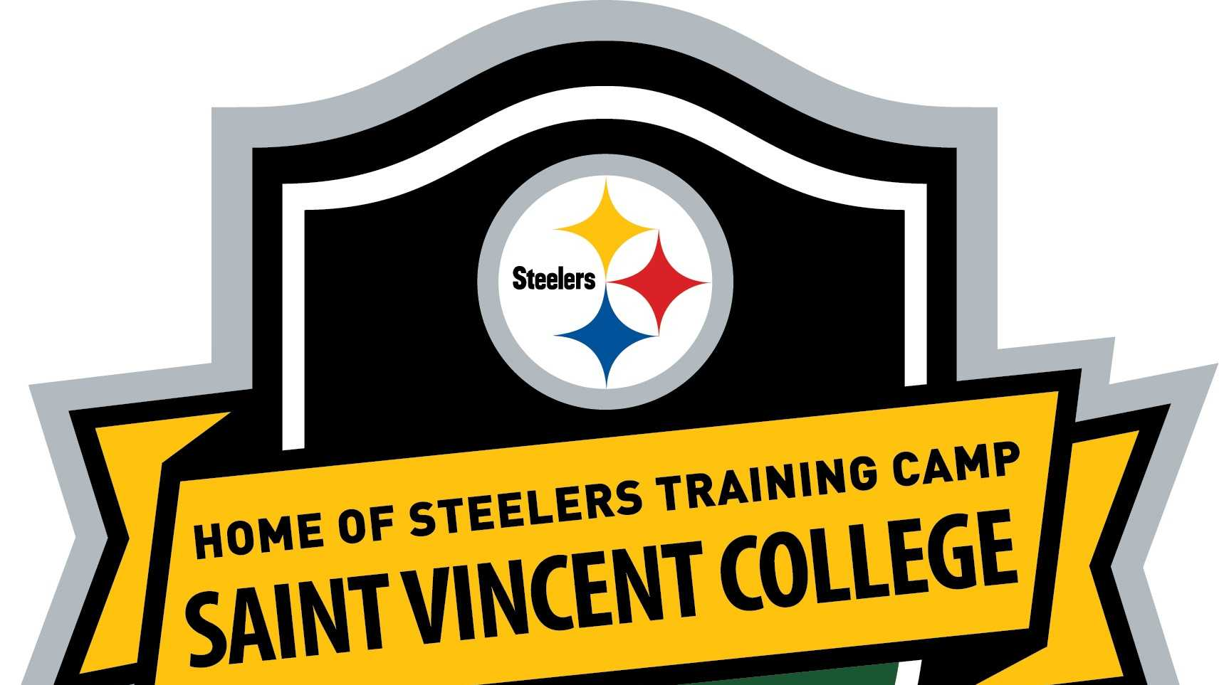The 2016 Steelers Training Camp logo.