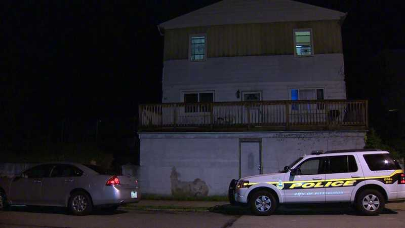img-Man shot and killed in Allentown