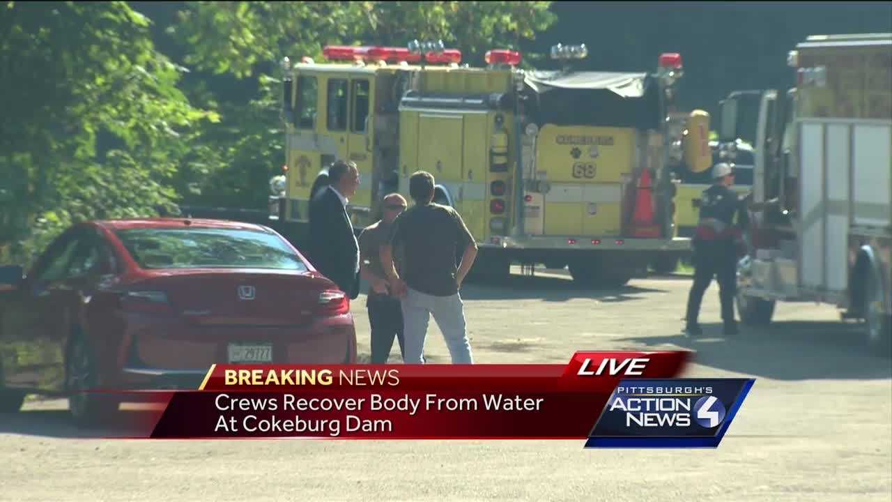 Body found at Cokeburg dam in Washington County