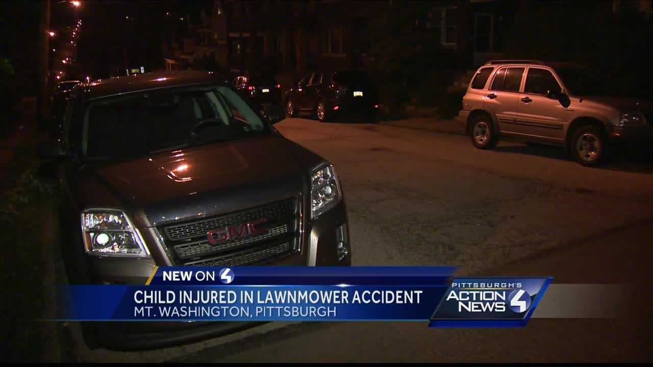 img-Boy 4 loses toes in lawnmower mishap in Mount Washington