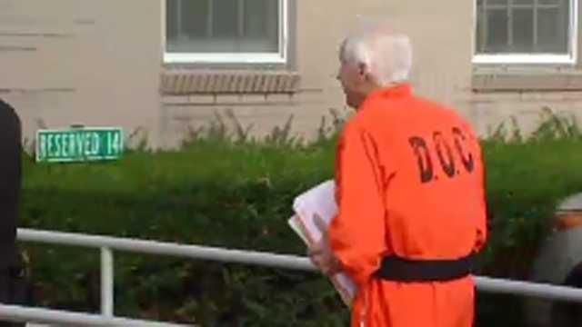Jerry Sandusky heads to court