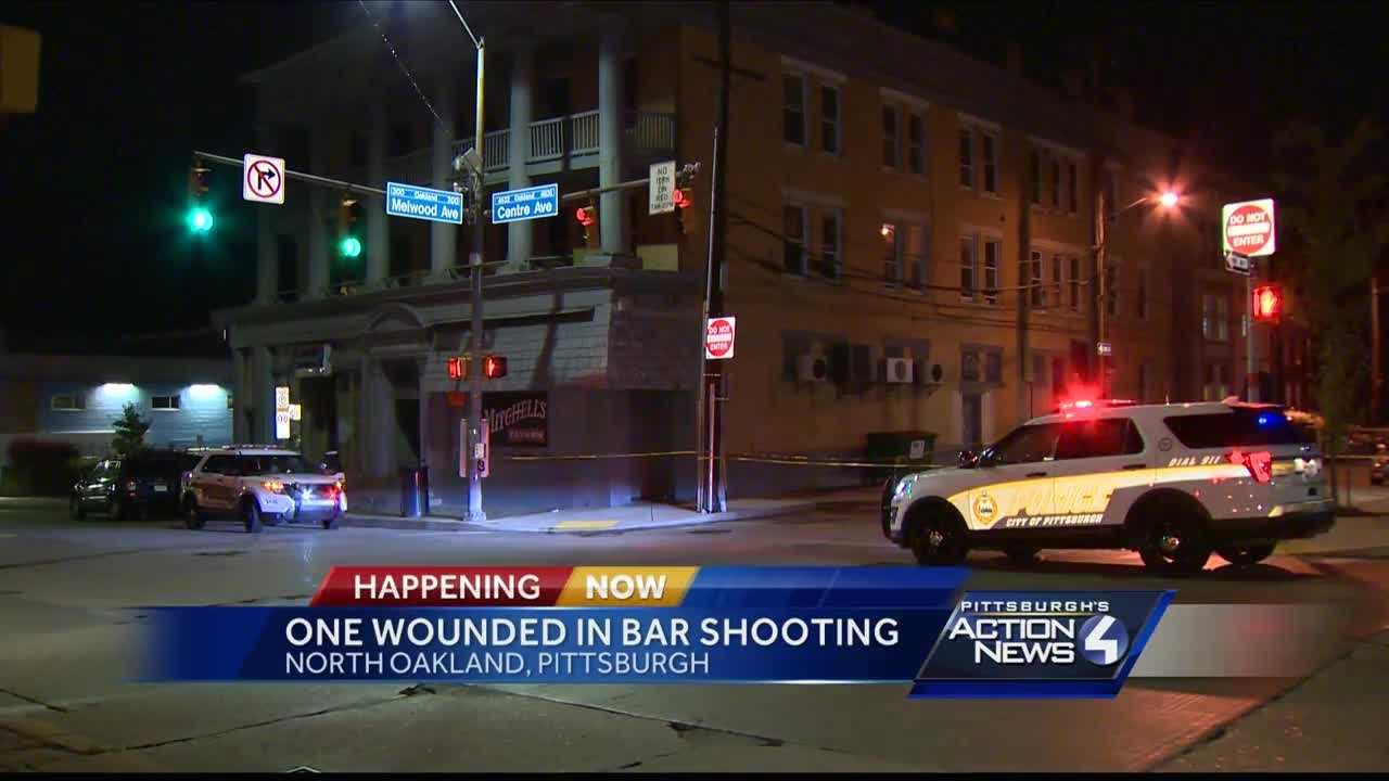 Pittsburgh's Action News 4 reporter Katelyn Sykes with new details after a shooting near a bar in Oakland