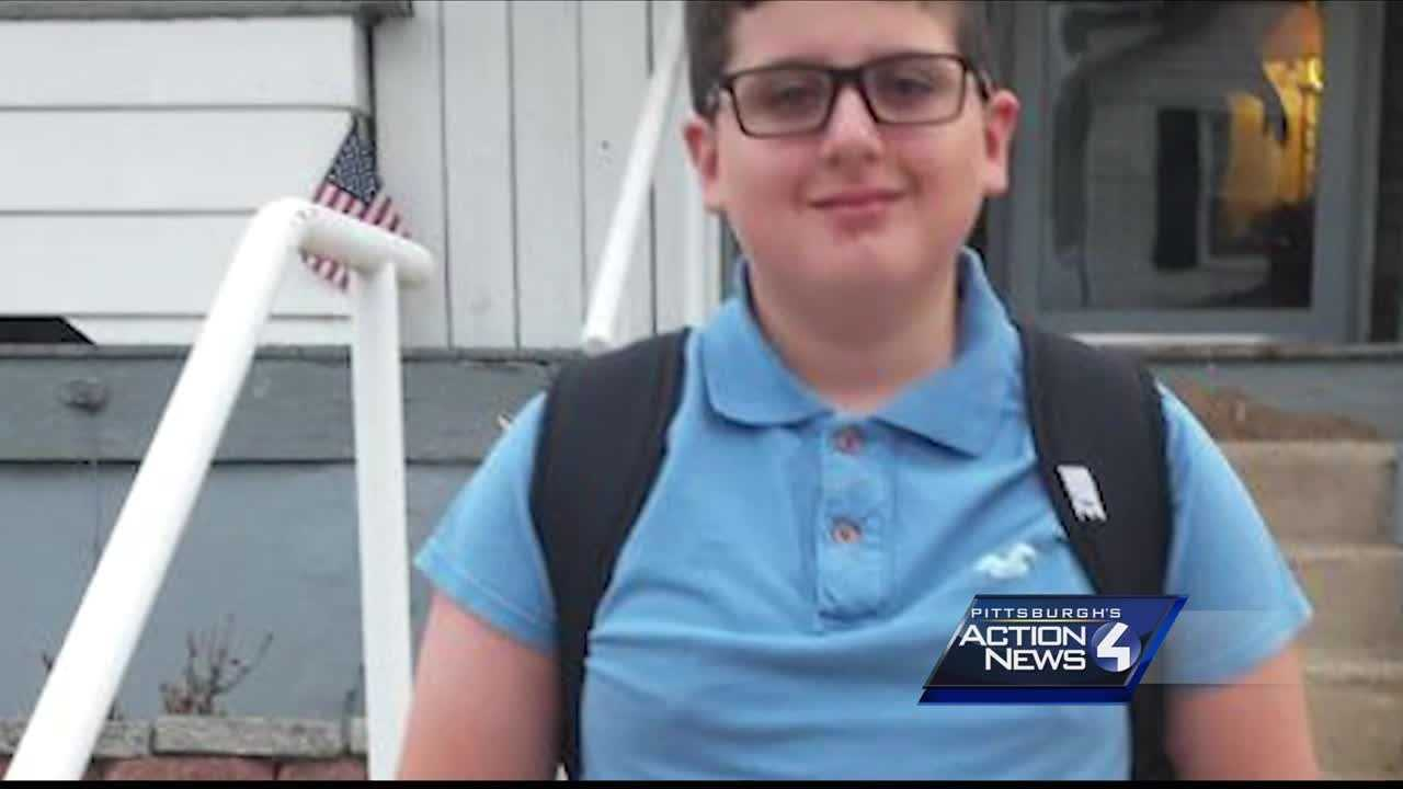 img-McKeesport teen left paralyzed overnight by rare disease