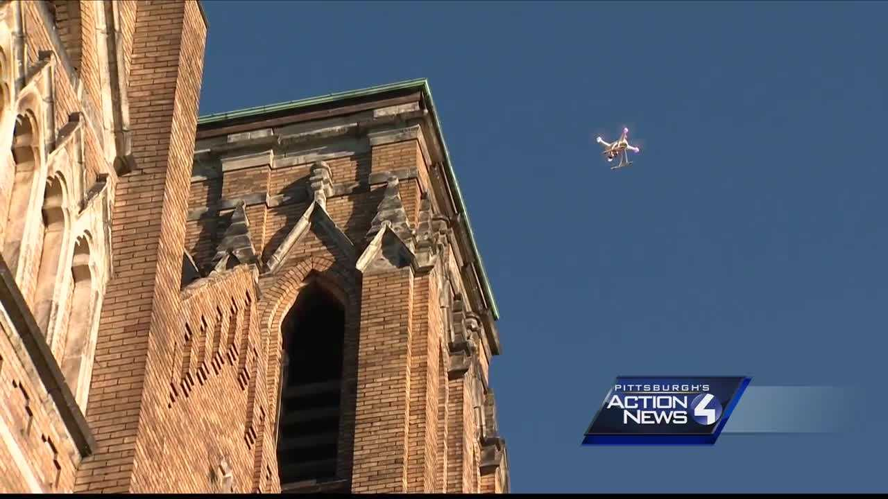 Demolition set to start on Duquesne church that partially collapsed