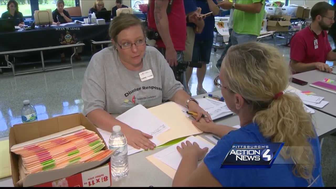 img-One-Stop Shop help center opens for Connellsville flood victims