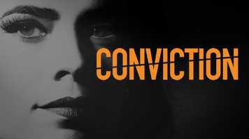 """Conviction"" - Series premiere Monday, Oct. 3, at 10 p.m.A brilliant young attorney (Hayley Atwell), who is also the daughter of a former U.S. president, is blackmailed to head up NYC's new Conviction Integrity Unit. She and her team investigate cases where people may have been wrongly convicted."