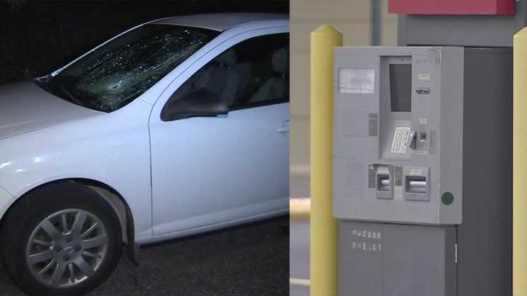 img-Victim hits robbery suspect with car at ATM