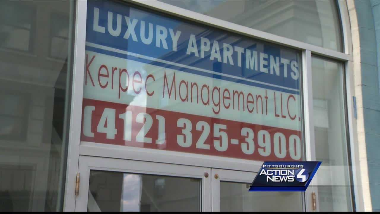Action News Investigates has found multiple complaints about a Pittsburgh landlord. Former tenants accuse the landlord of forcing them to pay excessive fees against their security deposit.