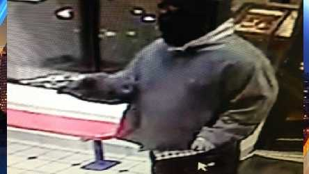 Police are investigating an armed robbery that occurred at a Domino's restaurant in East Liberty Friday night.