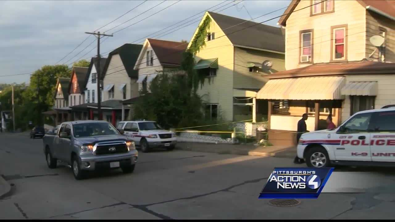 Kids found living with dead parents in McKeesport