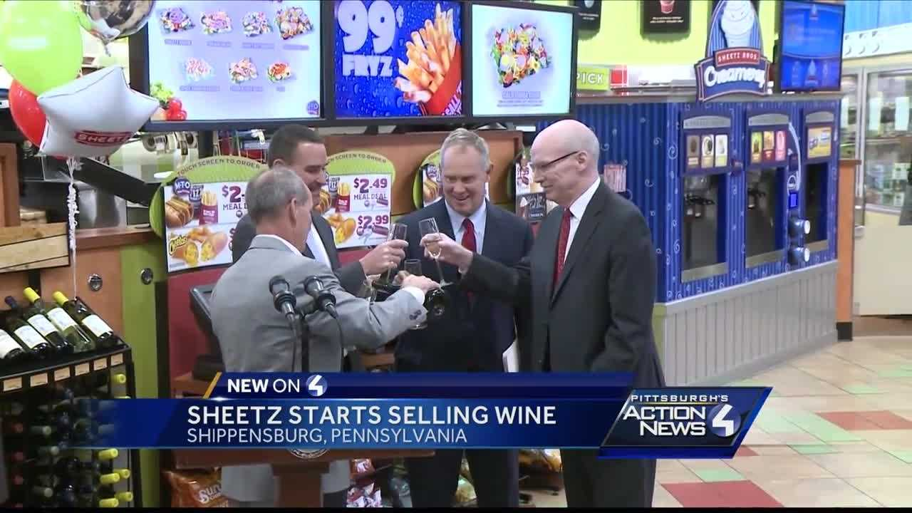 img-Wine sales begin at Sheetz